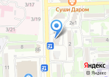 Компания «Строящийся жилой дом по ул. Воробьева проезд» на карте
