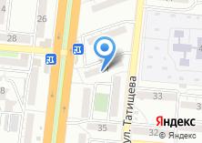 Компания «Александровская недвижимость» на карте