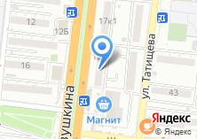 Компания «Любовь-Морковь» на карте