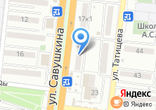 Компания «Магазин садово-хозяйственных товаров» на карте