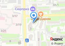 Компания «Быстро-фитнес» на карте