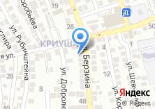 Компания «Рекламное агентство Андрея Чернышева» на карте
