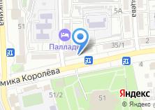Компания «КБ Стройкредит Астраханский филиал» на карте