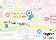 Компания «Ставропольский мясокомбинат» на карте