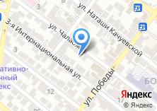Компания «КАЙРОС-ТУР» на карте
