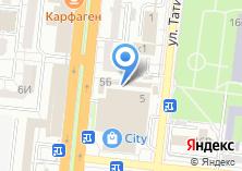 Компания «БьютиЛик» на карте