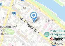 Компания «Приемная Президента РФ в Астраханской области» на карте