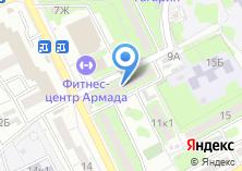 Компания «Аптека-Оптика №2» на карте