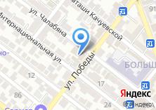 Компания «Астраханский центр научно-технической информации» на карте