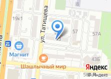 Компания «Компания по организации речных прогулок» на карте