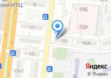 Компания «Шерлок Холмс» на карте