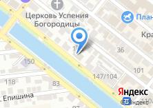 Компания «Служба ветеринарии Астраханской области» на карте