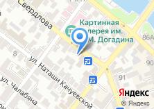 Компания «Действующие Лица Астраханской области» на карте