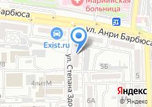 Компания «SpezVision» на карте