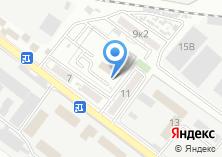 Компания «Отдельный батальон ДПС ГИБДД Управления МВД по Астраханской области» на карте