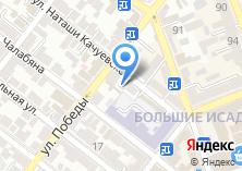 Компания «Мамина школа» на карте