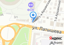Компания «Охрана ФГУП» на карте