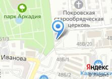 Компания «Строй-К» на карте