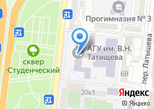 Компания «Витмэйкер - Интернет агентство» на карте