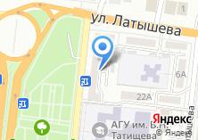 Компания «ДИАМЕД-экспресс» на карте