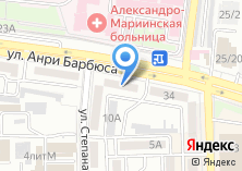 Компания «Рекламные мастерские» на карте