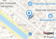 Компания «Мастерские на улице Бабушкина» на карте