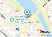 Компания «Виза эксперт» на карте