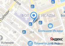 Компания «Услуга» на карте