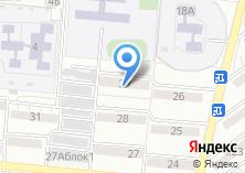 Компания «Участковый пункт полиции Отдел полиции №2 Управления МВД России по г. Астрахани» на карте