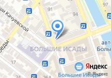 Компания «Сеть магазинов табака» на карте