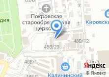 Компания «Сеть магазинов дверей» на карте