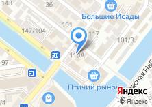 Компания «Никта» на карте
