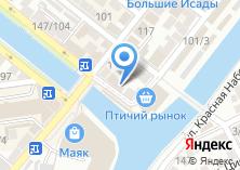 Компания «Адвокатский кабинет Никифоровой Л.В» на карте