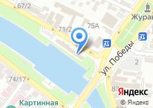 Компания «Ван» на карте