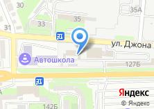 Компания «Арта» на карте