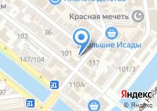 Компания «МАГАЗИН ДВЕРЕЙ И НАПОЛЬНЫХ ПОКРЫТИЙ» на карте