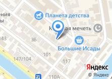Компания «Файз» на карте