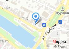 Компания «Серафима» на карте