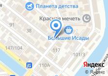 Компания «1000+1 мелочь» на карте