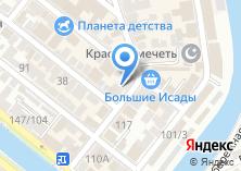 Компания «Звезда востока» на карте