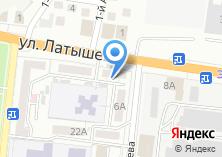 Компания «Милайт» на карте