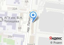 Компания «Prototype» на карте