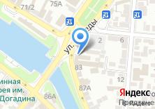 Компания «Волга оптика» на карте