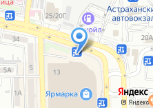 Компания «Мир Туризма» на карте