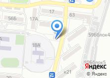 Компания «Пан» на карте