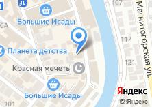 Компания «Магазин низких цен» на карте