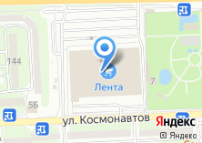 Компания «Ключевой момент» на карте