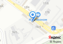 Компания «ВЕРТИКАЛЬ-ЮГ» на карте