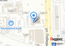 Компания «Nika» на карте