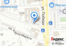 Компания «Сковородкино» на карте